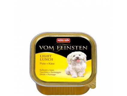 Animonda Vom Feinsten Light Lunch krůta & sýr 150 g