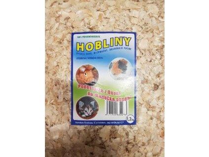 Hrubé hobliny 18l