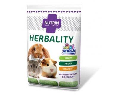 Darwin´s Nutrin Vital Snack Herbality 100 g