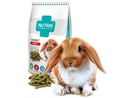 Darwin's NUTRIN Complete králík adult Fruit 400g