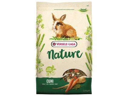 krmivo nature cuni pro kraliky 2 3kg original