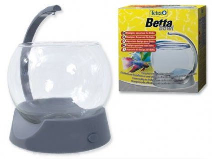 Akvárium Betta Tetra Bowl 1,8l