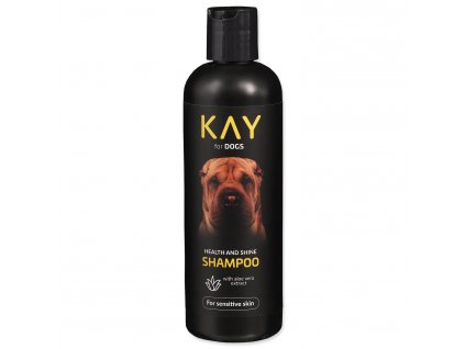 Šampon KAY for DOG s aloe vera 250ml