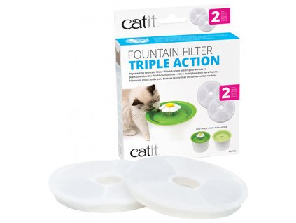 napln filtr catit 2 0 triple action 2ks original