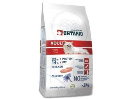 ONTARIO Adult Chicken 2kg