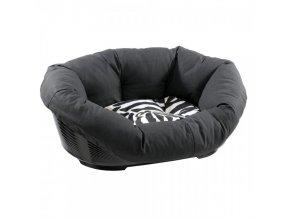 Ferplast Sofa 4 Black-zebra