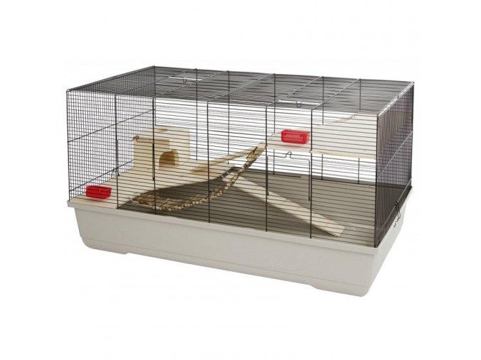 Klec Gabbia Hamster 102 pro křečky a malé hlodavce