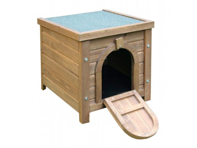 Domek pro králíky a jiné hlodavce, 36 x 36 x 40 cm