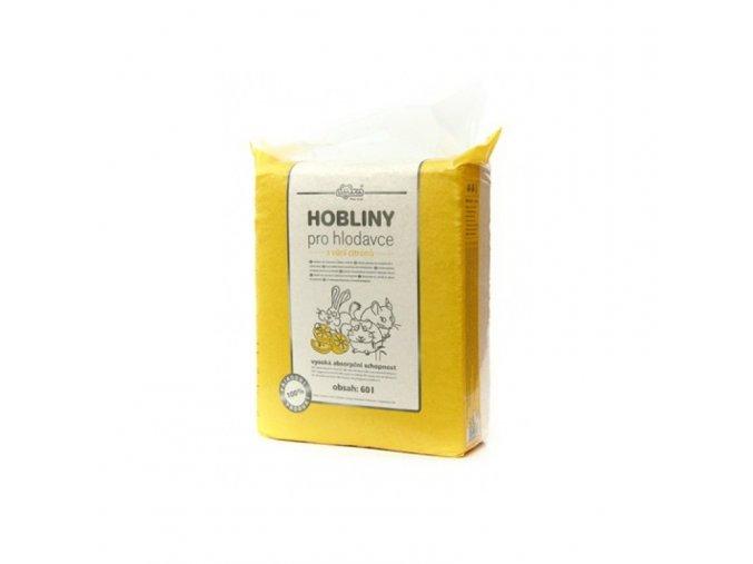 Podestýlka - hobliny Limara, 60 L / Citronová vůně