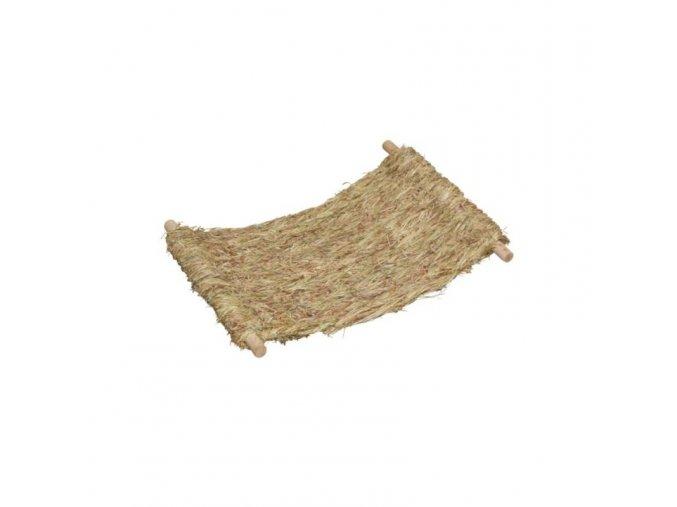 Náhradní lůžko z trávy k houpačce pro králíky SIESTA