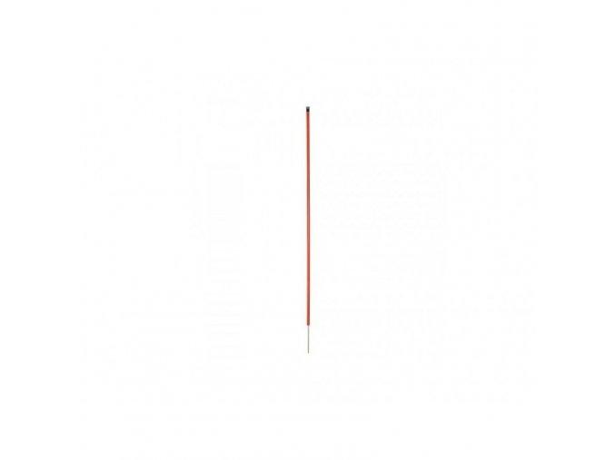 Tyčka náhradní k ohradníku pro drůbež, 1 hrot, oranžová