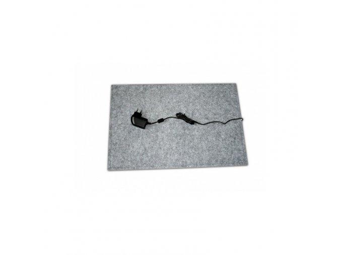 Výhřevná podložka pro psy, topný koberec 40 x 60 cm, 12 V / 20 W
