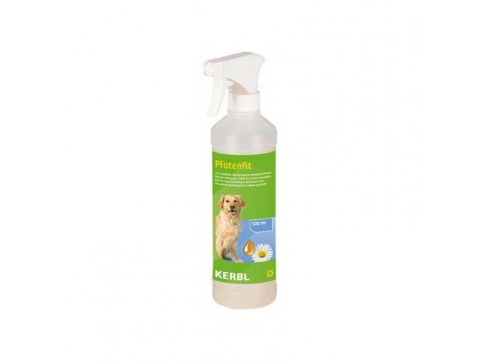 Kerbl sprej pro psy na tlapky, čistící a regenerační, 500 ml