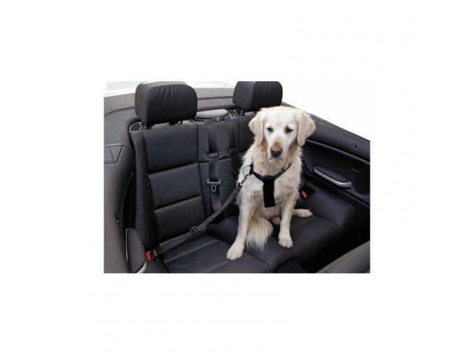Bezpečnostní pás pro psy a kočky, 50-70 cm