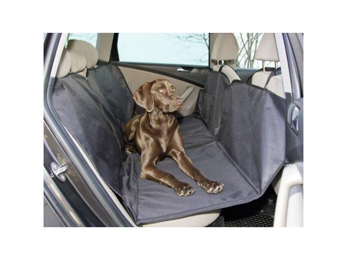 Deka pro psa do auta, s výztuhou
