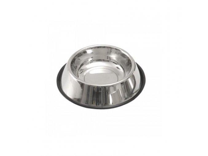 Miska pro psy a kočky, nerezová, 700 ml