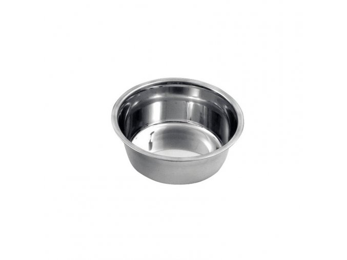 Miska pro psa, nerezová, 900 ml