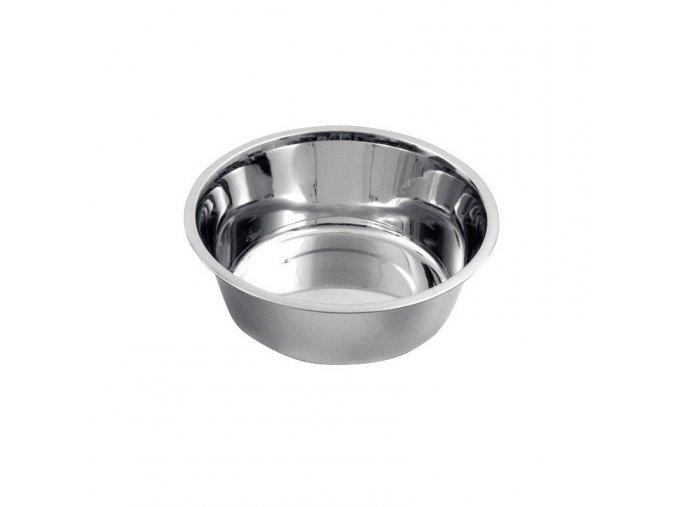 Miska pro psa, nerezová, 4000 ml