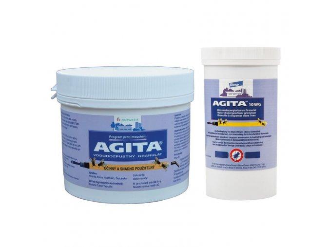 Agita 10 WG proti mouchám, 100 g