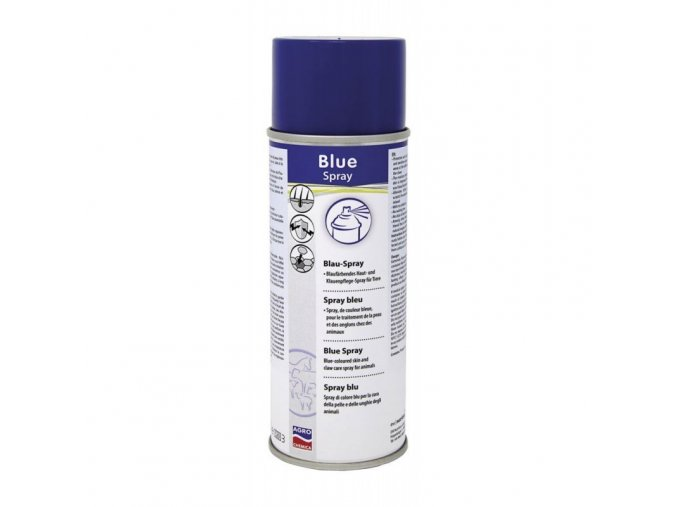 Skin Care - Blue Spray, 400 ml
