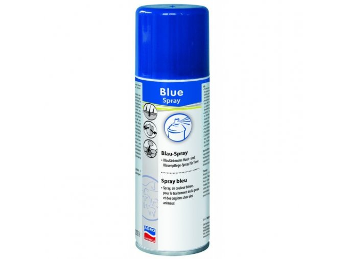 Skin Care - Blue Spray, 200 ml