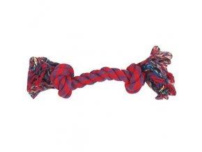 Karlie-Flamingo Bavlněné lano 2 suky 22cm
