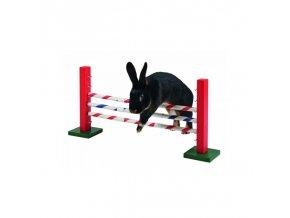 Agility střední překážka pro králíky a jiné hlodavce - králičí hop