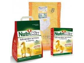 Nutri Mix pro drůbež, výkrm a odchov, 1 kg