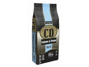 E1I SalmonAndPotato 15kg nahled