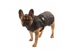 Pláštěnka pro psy FORKS, nepromokavý obleček, M