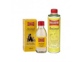 Čistič Ballistol Animal, čistící olej, 500 ml
