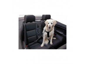 Bezpečnostní pás pro psy a kočky, 30-60 cm