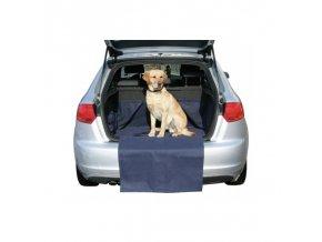Deka pro psa do zavazadlového prostoru auta, sedan