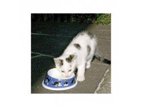 Miska plastová pro kočku, 140 ml