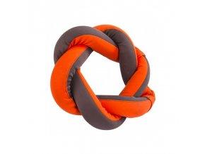 Hračka pro psy ToyFastic - pletený kruh, průměr 23 cm
