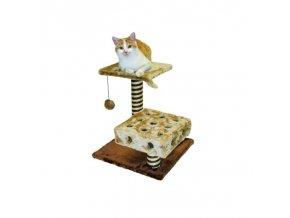 Škrabadlo pro kočky FELIX II - hračka pro kočky