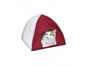 Kukaň pro kočky TIPI - kočičí pelech