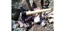 Geologické kladivo Joachym se špicí KOVANÉ 600 g