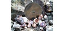 Diamantový kotouč na acháty a drahé kameny 200 mm x 0,7 mm