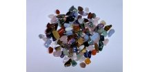 Tromlované drahé kameny XL - směs na váhu