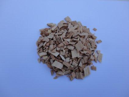 Podestýlka bukové štěpky ZooFit 3 - 15  mm, TOP VÝBĚROVÁ KVALITA
