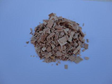 Podestýlka bukové štěpky ZooFit  1 - 15 MM, TOP VÝBĚROVÁ KVALITA