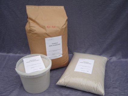 Sklářský písek - jemný
