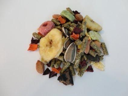 Master Food ELITE  - Superprémiové podle druhu pro: Morčata, králiky, činčily, osmáky, pískomily, potkany a křečky