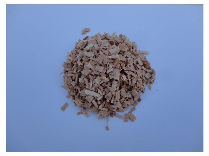 Podestýlka bukové štěpky ZooFit 3 - 6  mm, TOP VÝBĚROVÁ KVALITA