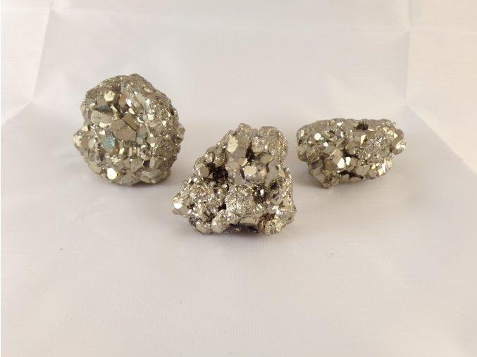 Drůza - pyrit Peru XL