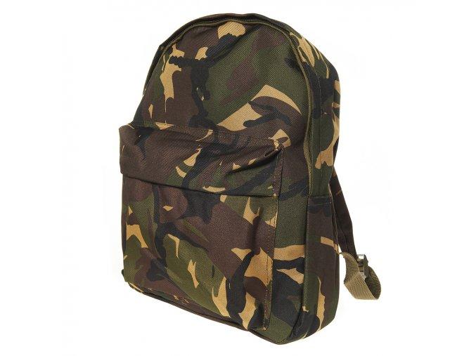 Maskáčový batoh dětský