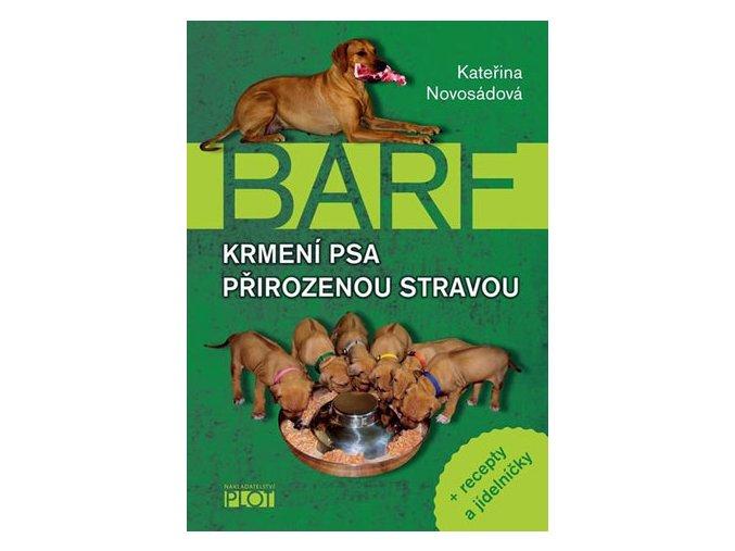 barf krmeni psa prirozenou stravou
