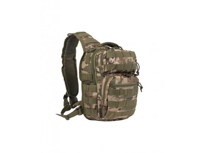 Maskáčový batoh přes jedno rameno 10 L
