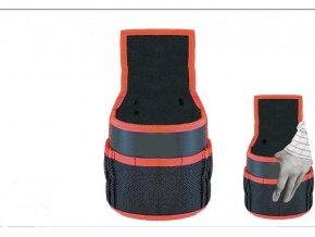 Praktická velká kapsa na vzorky, rukavice, různé potřeby do terénu, nápoje apd.